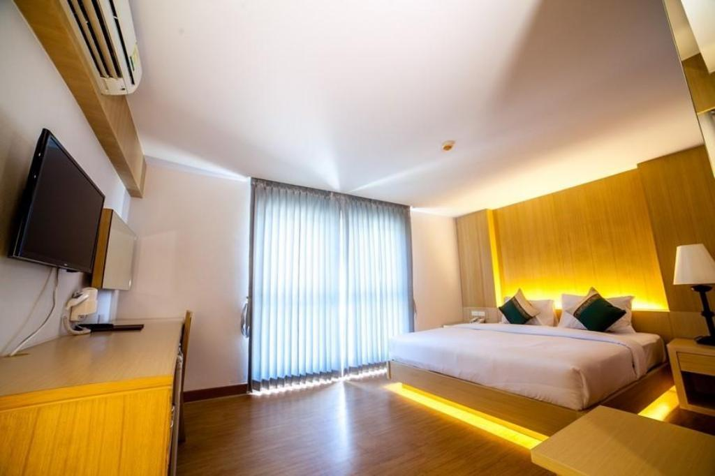 Deluxe Single - Guestroom Phi Phi Harbour View Hotel