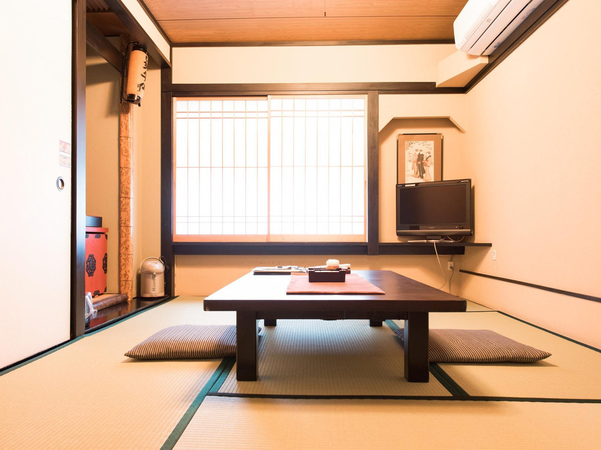 Japanese Style with Bathroom 12.4 sqm