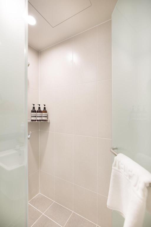 Deluxe Double City View - Bathroom Hotel Foret Premier Nampo