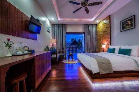 Deluxe Double Room Anusa Residence & Spa