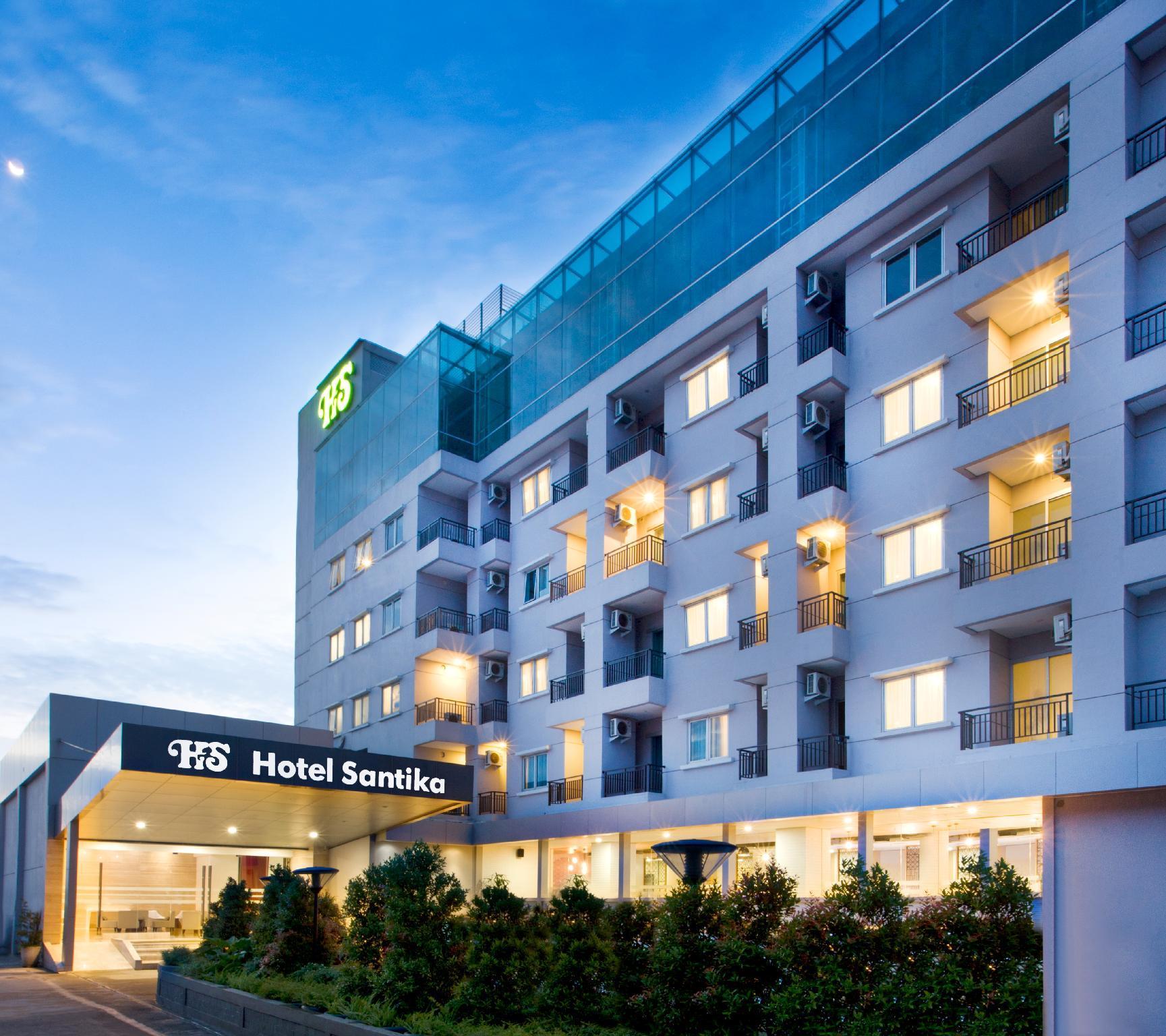 hotel santika mega city bekasi in indonesia room deals photos rh agoda com
