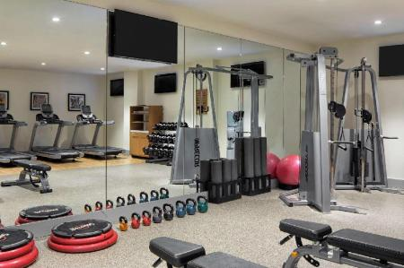 Fitness center Doubletree By Hilton New York Times Square West