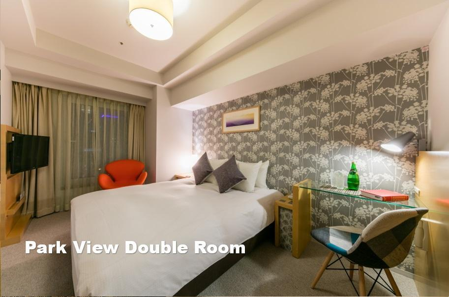 Quarto Park View Deluxe Duplo (Park View Double Room)