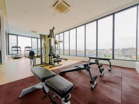 Fitness center Bayu Suite @ Sky Suites
