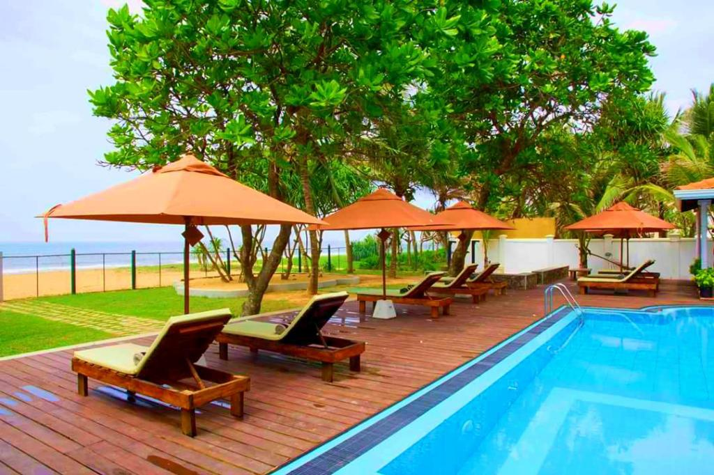 The Sand Castle Wadduwa Wadduwa, Sri Lanka: Agoda com có giá rẻ nhất