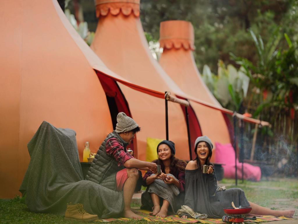 The Lodge Maribaya Tent (Bandung) - Deals, Photos & Reviews