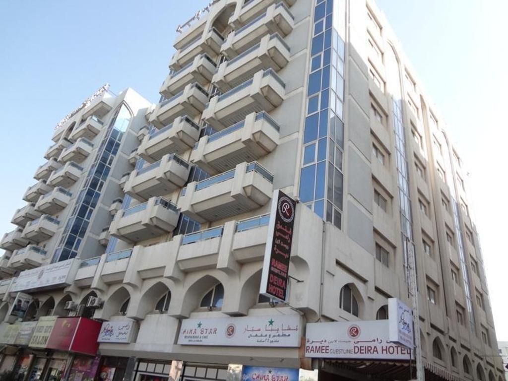 Ramee Guestline Deira Hotel in Dubai - Room Deals, Photos