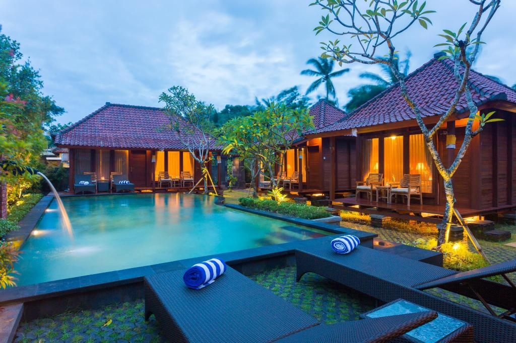 Yana Villas Kemenuh Guesthouse/bed and breakfast (Bali) - Deals ...
