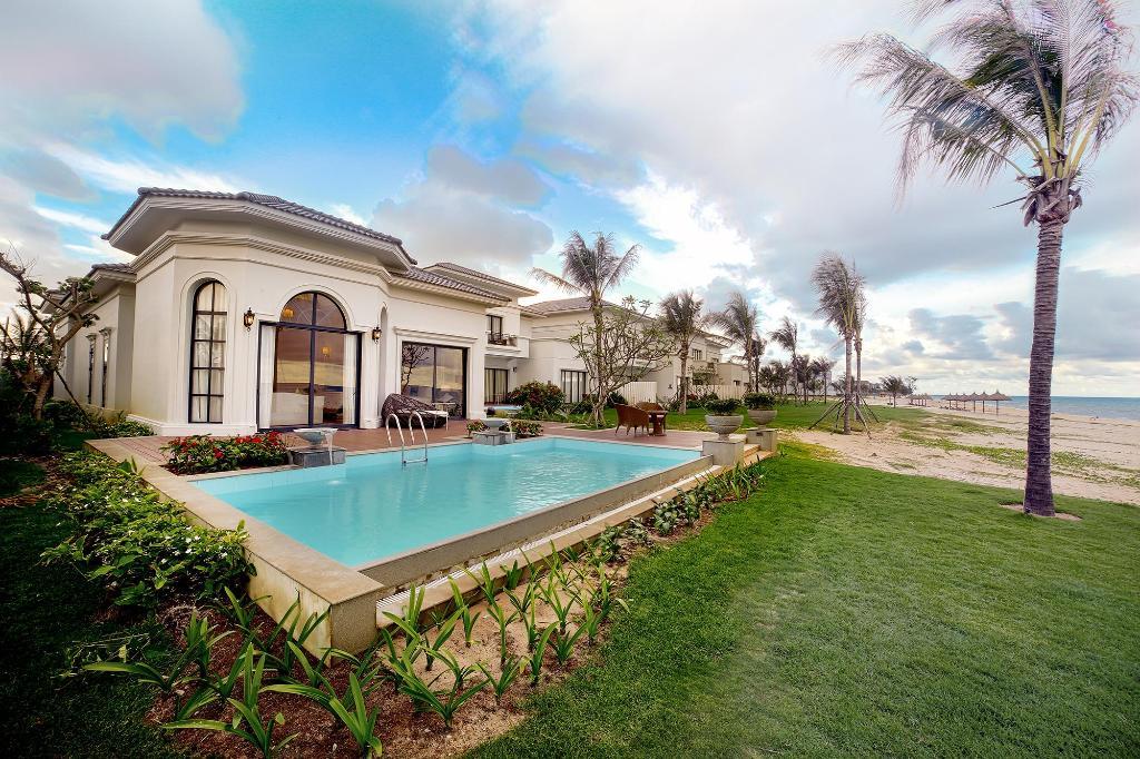 Bedroom Beach Villa Sentosa