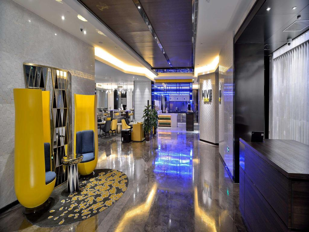 NEQTA Dapuqiao Shanghai in China - Room Deals, Photos & Reviews