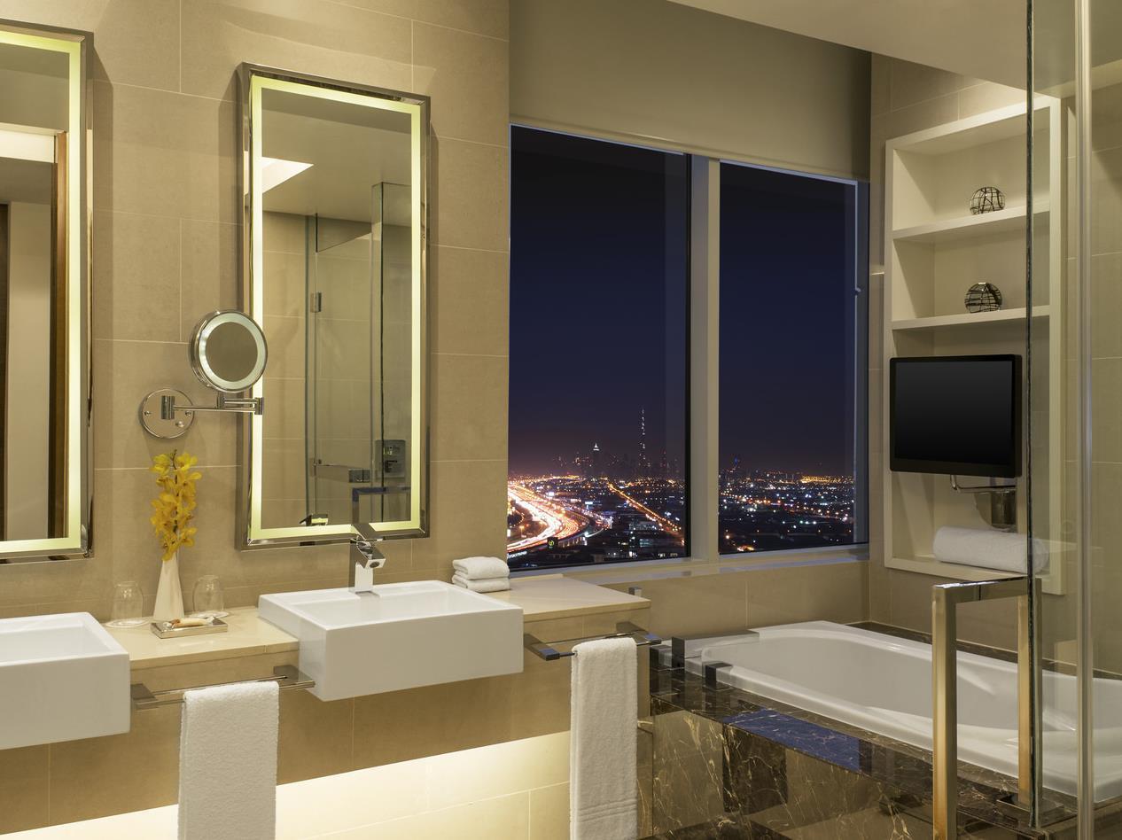 Best Price On Sheraton Dubai Mall Of The Emirates Hotel In Dubai