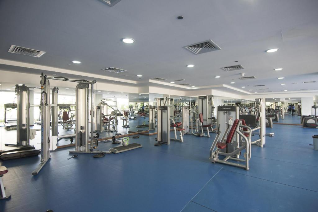 gimnasio Fully Furnished Studio in JVT