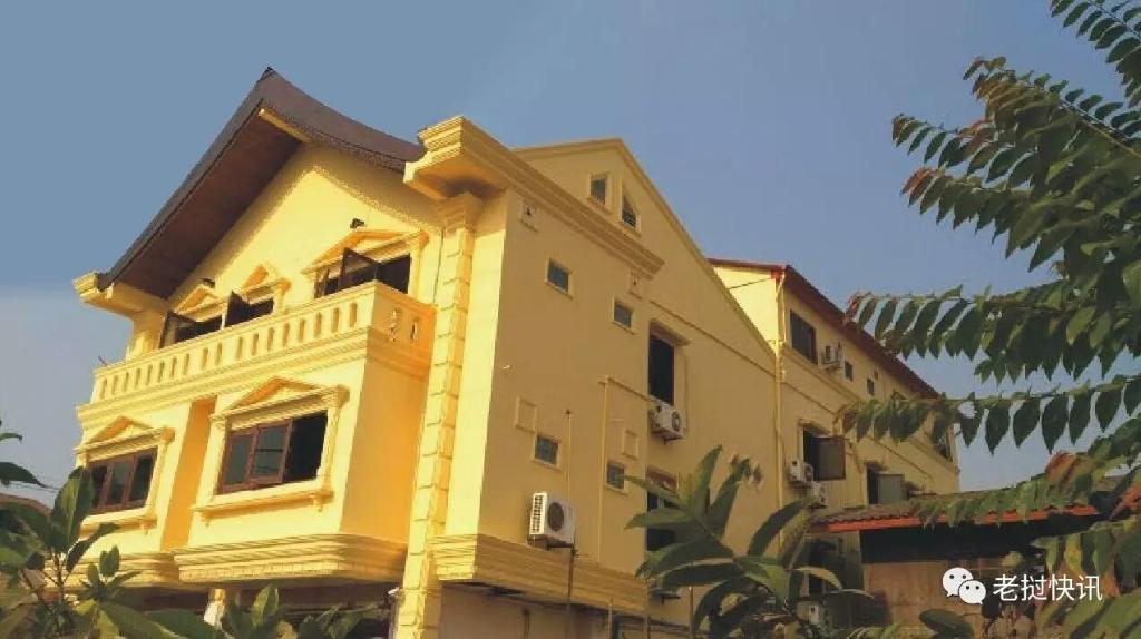Central Boutique Hotel Vientiane