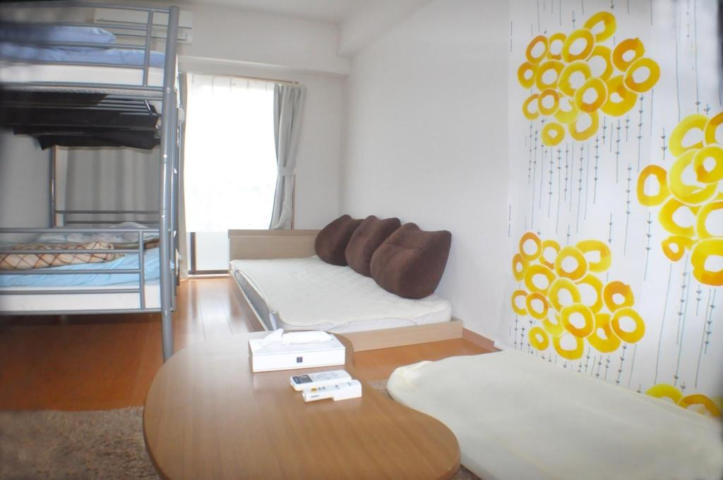 Pare stage Apartment in Shinjuku