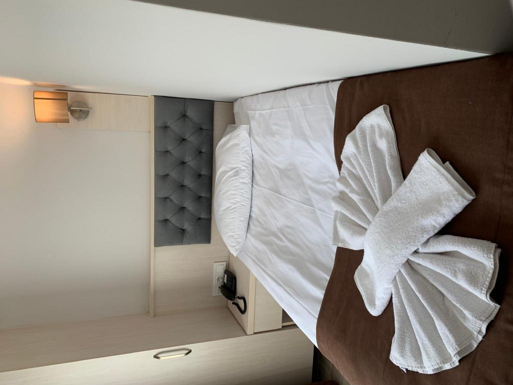 Single - Room - Bedroom Sim Hotel Istanbul