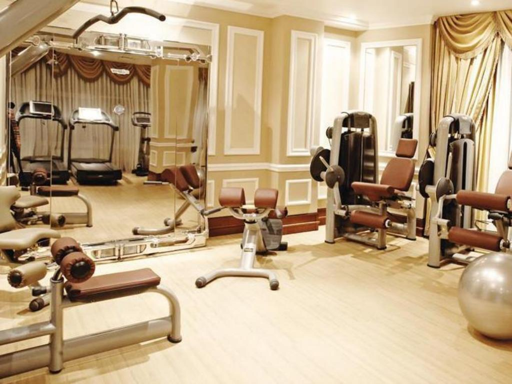 Fitness center Nobil Luxury Boutique Hotel