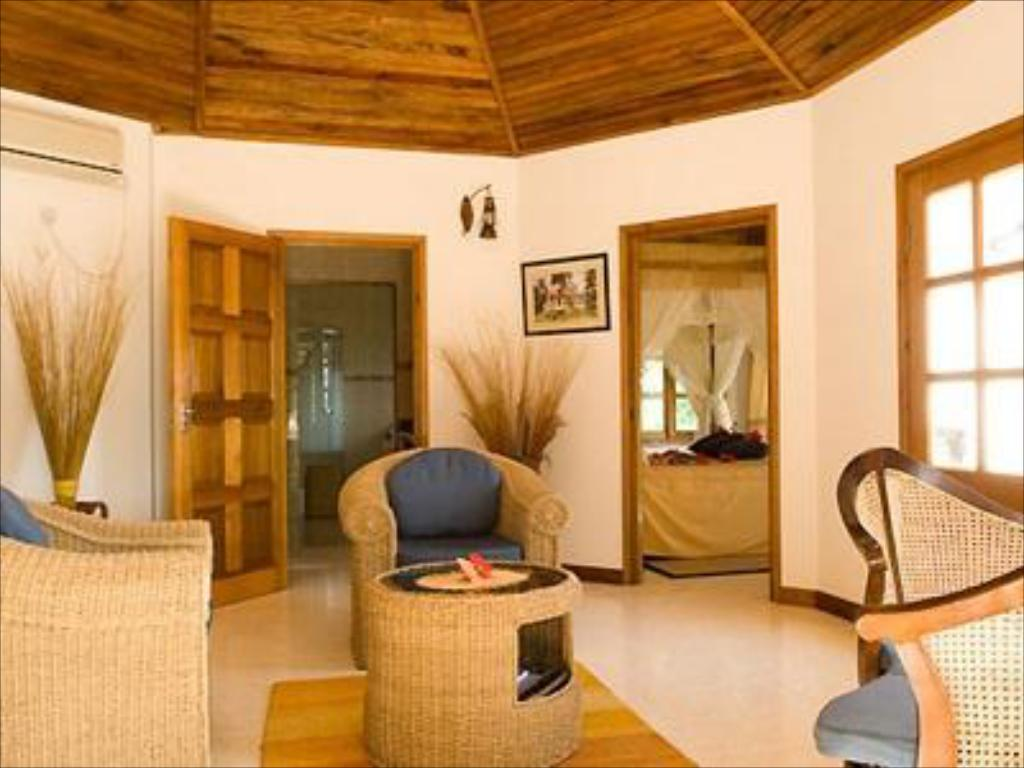 Interno Patatran Village Hotel