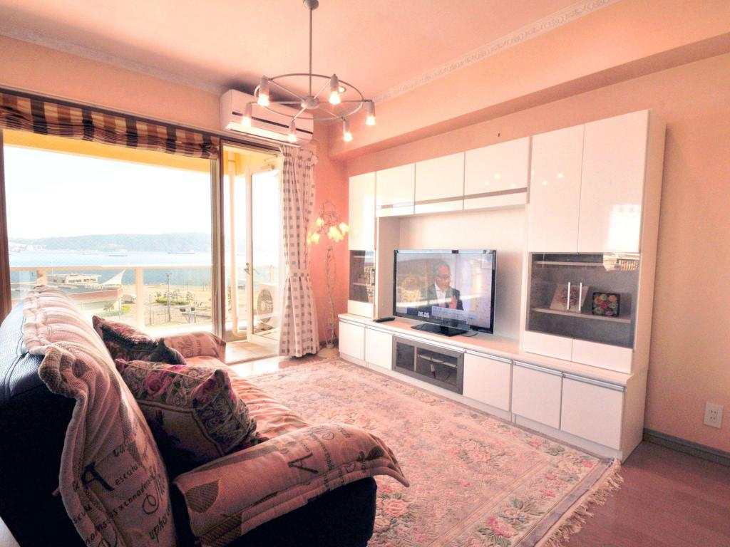 Interijer hotela KHA Ocean View Condominium 3 Bedrooms in Kobe