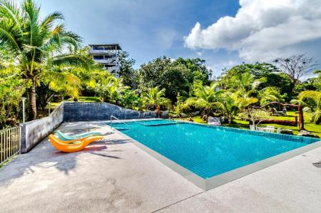 Pool Stunning Luxury  sea view villa in Chalong