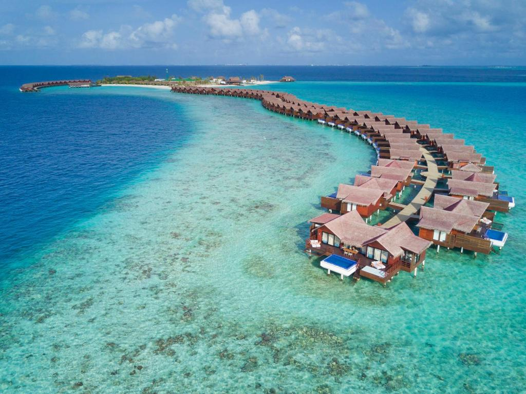 Grand Park Kodhipparu Maldives Resort