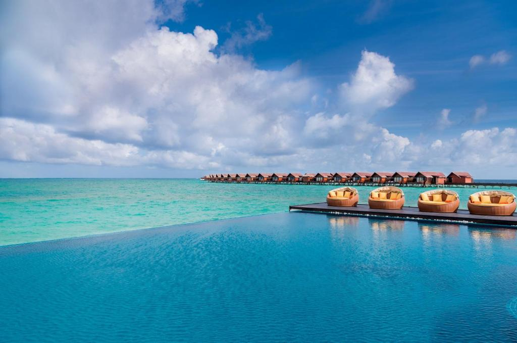 Grand Park Kodhipparu Maldives in Maldives Islands - Room