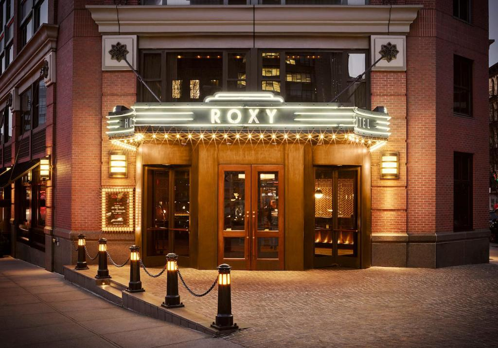 More about The Roxy Hotel Tribeca