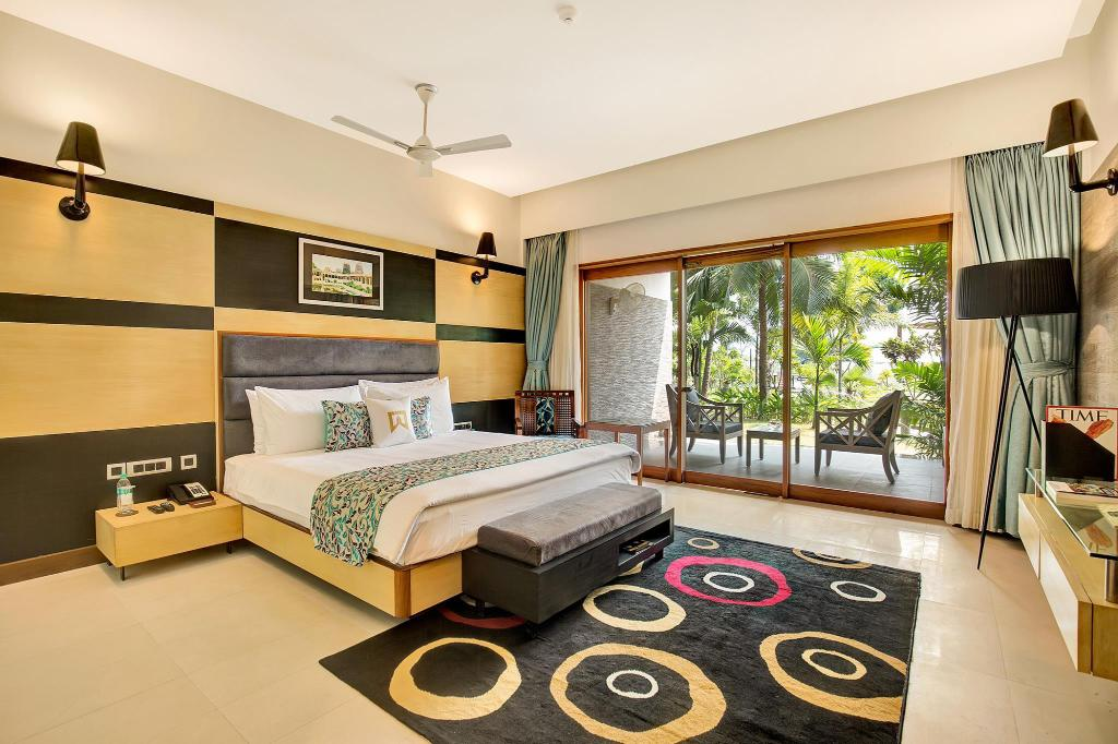 Garden Bungalow Double