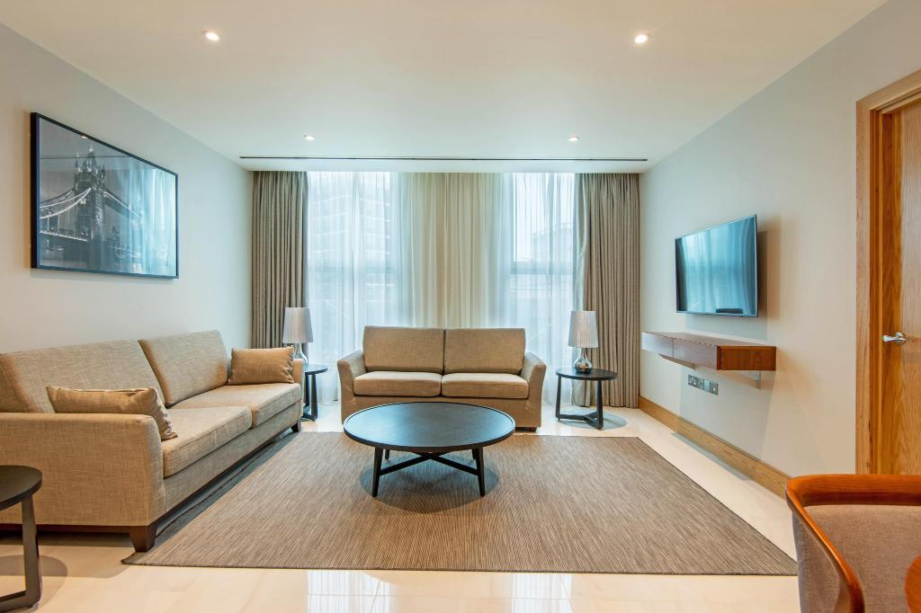 Interior view Sanctum International Serviced Apartments Belsize