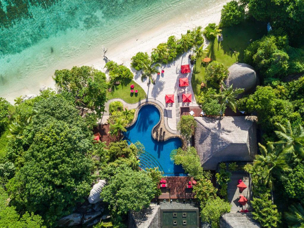Maia Luxury Resort And Spa In Seychelles Islands Room Deals