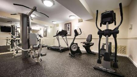 centru de fitness Best Western Plus Oakbrook Inn