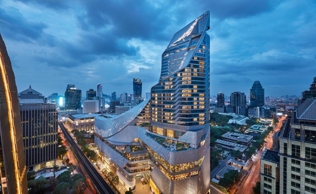 Book Park Hyatt Bangkok