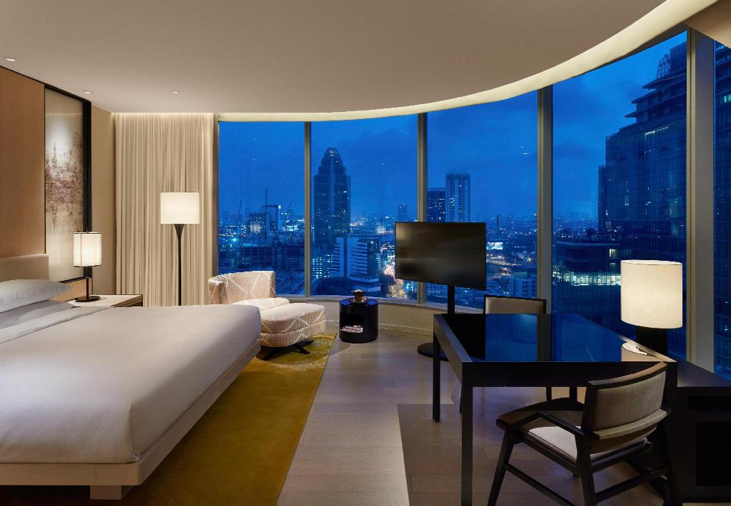 See all 6 photos Park Hyatt Bangkok