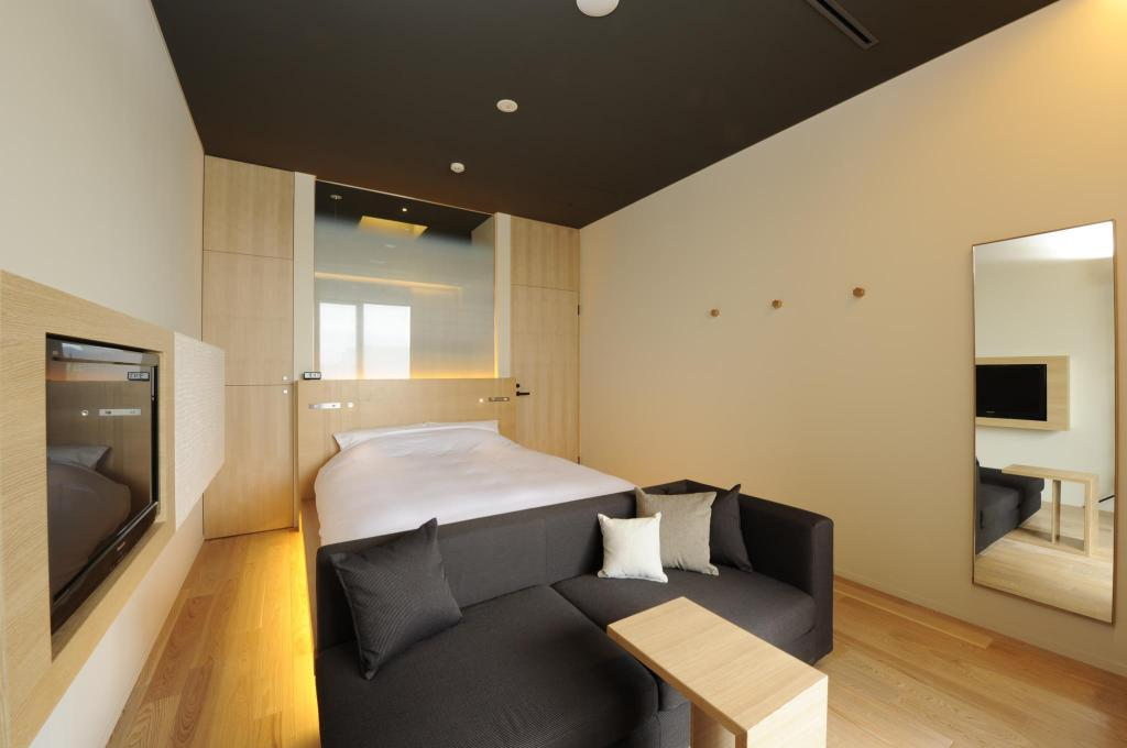 Annex Building Double Room - Non-Smoking Hotel Kanra Kyoto