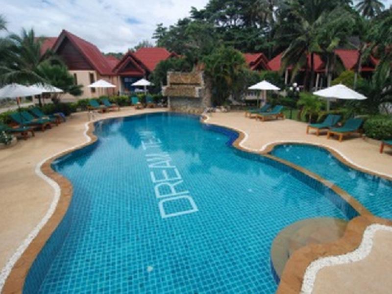 Klong Nin Beach Map and Hotels in Klong Nin Beach Area Koh Lanta