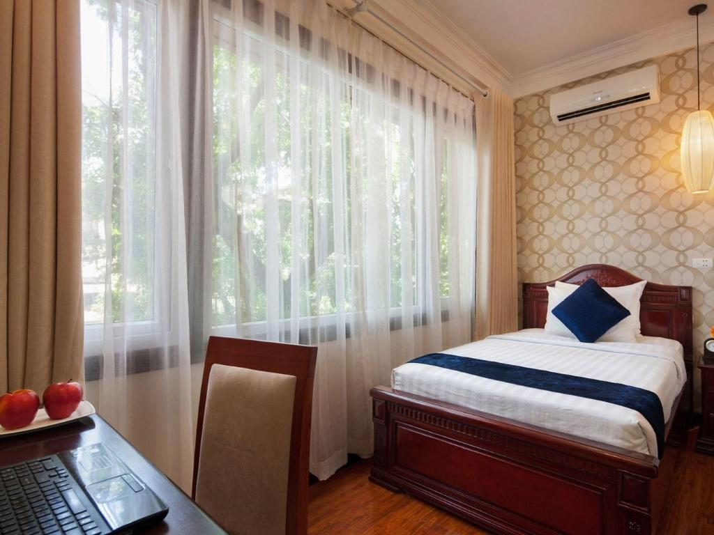 Standard Single - Guestroom Hanoi Golden Moon Hotel