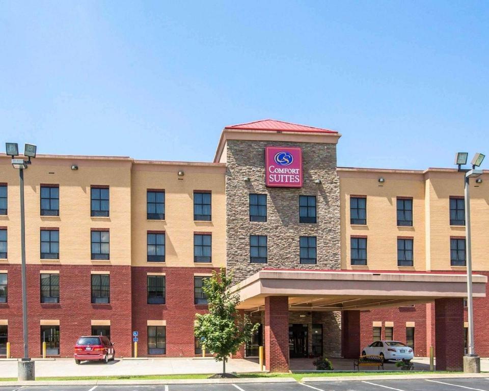 Comfort Suites Nashville Hotel In Nashville Tn Room Deals Photos Reviews