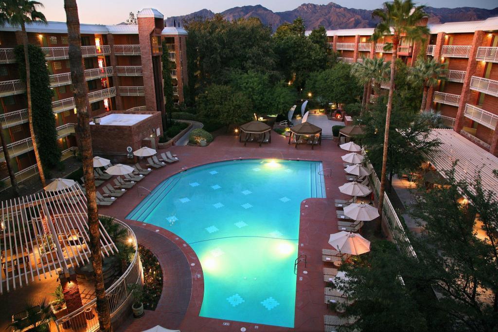 Radisson suites tucson hotel in tucson az room deals - 2 bedroom suite hotels in tucson az ...