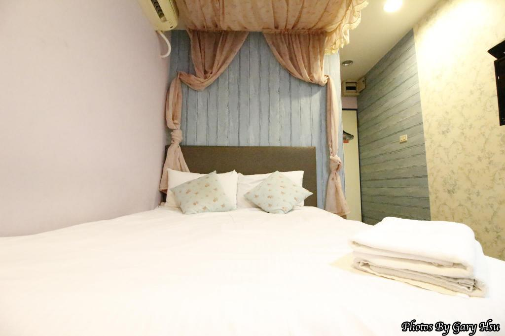 Unterkunft von innen Taichung Go-Around Hostel Standard Double Room3