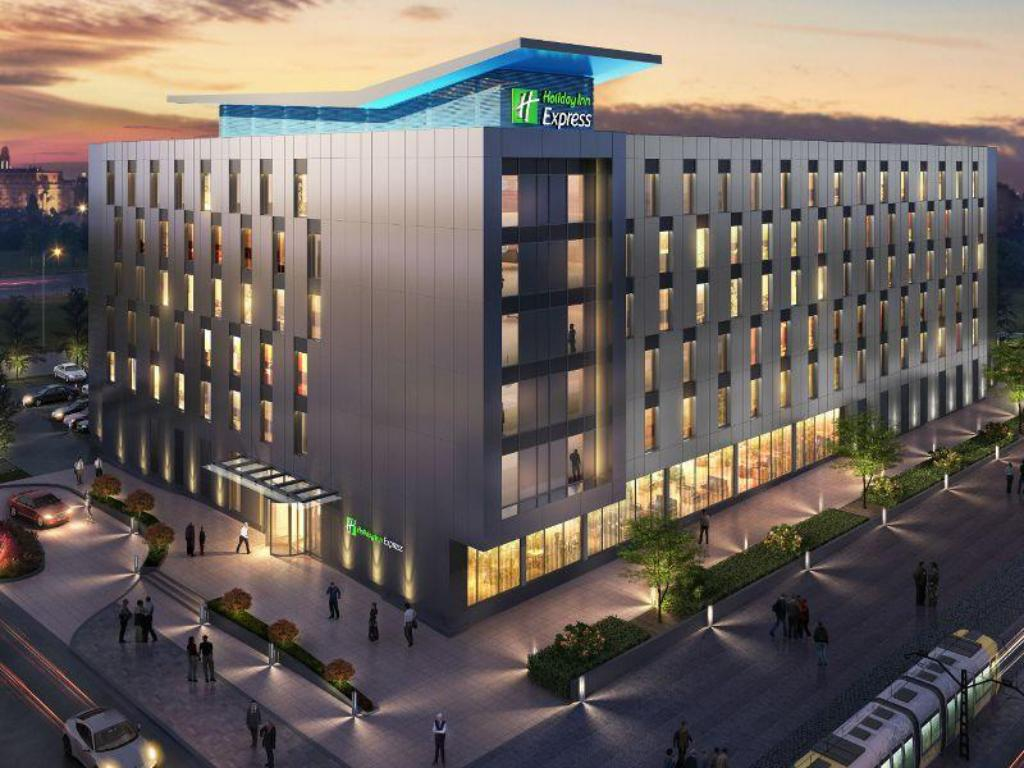 Holiday Inn Express Manchester - TRAFFORDCITY