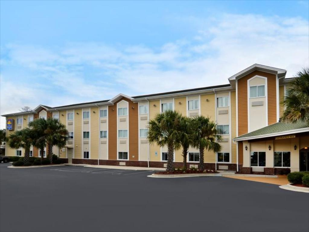 Més informació sobre Best Western PLUS Wilmington Carolina Beach