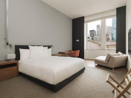 1 King City View Andaz 5th Avenue-a concept by Hyatt
