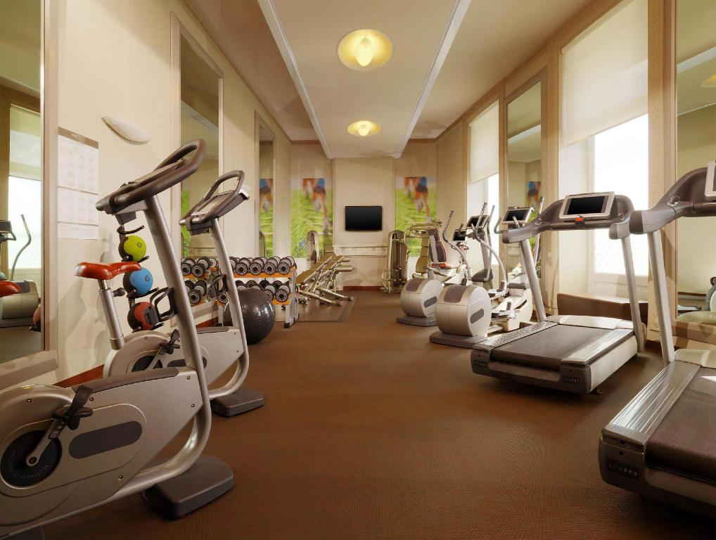 fitness centrum The Westin Excelsior Florence