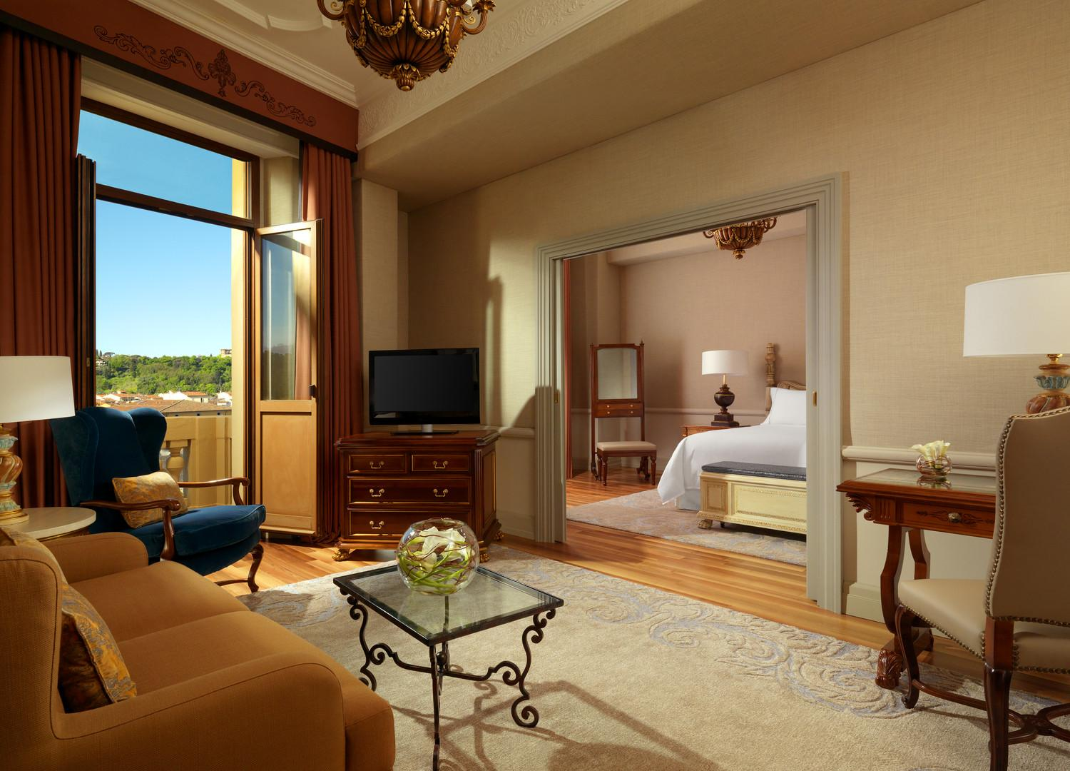 Junior Suite Arno River View