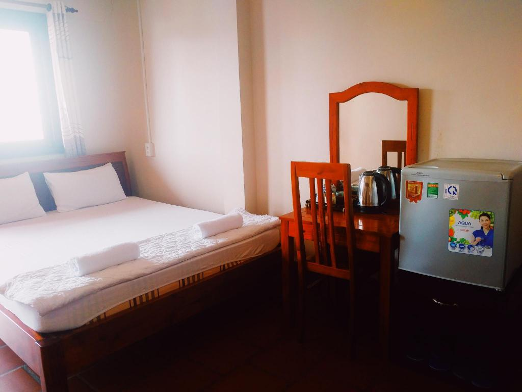 Standard Double Room with Pool View - View Be Home 3 Hostel and Bungalow