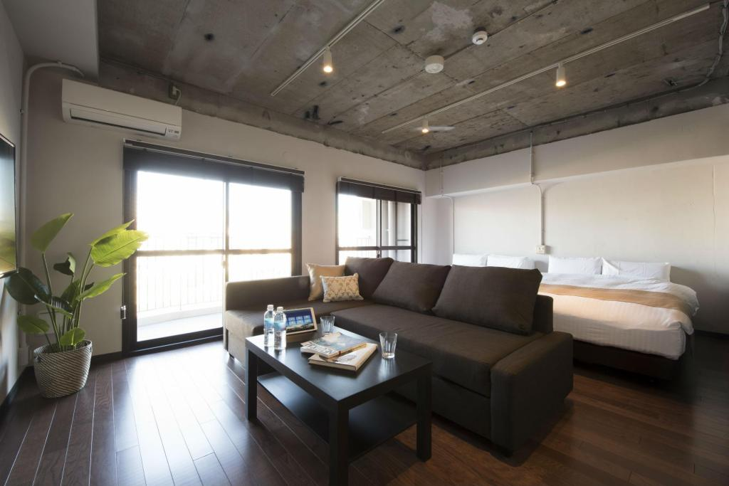 Double Suite - Guestroom A GOOD DAY FUKUOKA RIVERSIDE