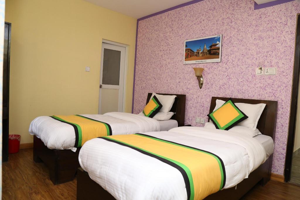 Hotel Kathmandu Home Nepal Thamel Ab 16 Agodacom