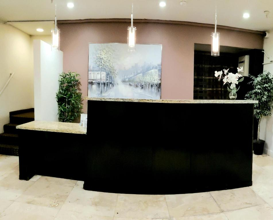 Lobby SureStay Hotel by Best Western Vallejo Napa Valley