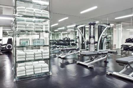 Fitness center Andaz 5th Avenue-a concept by Hyatt