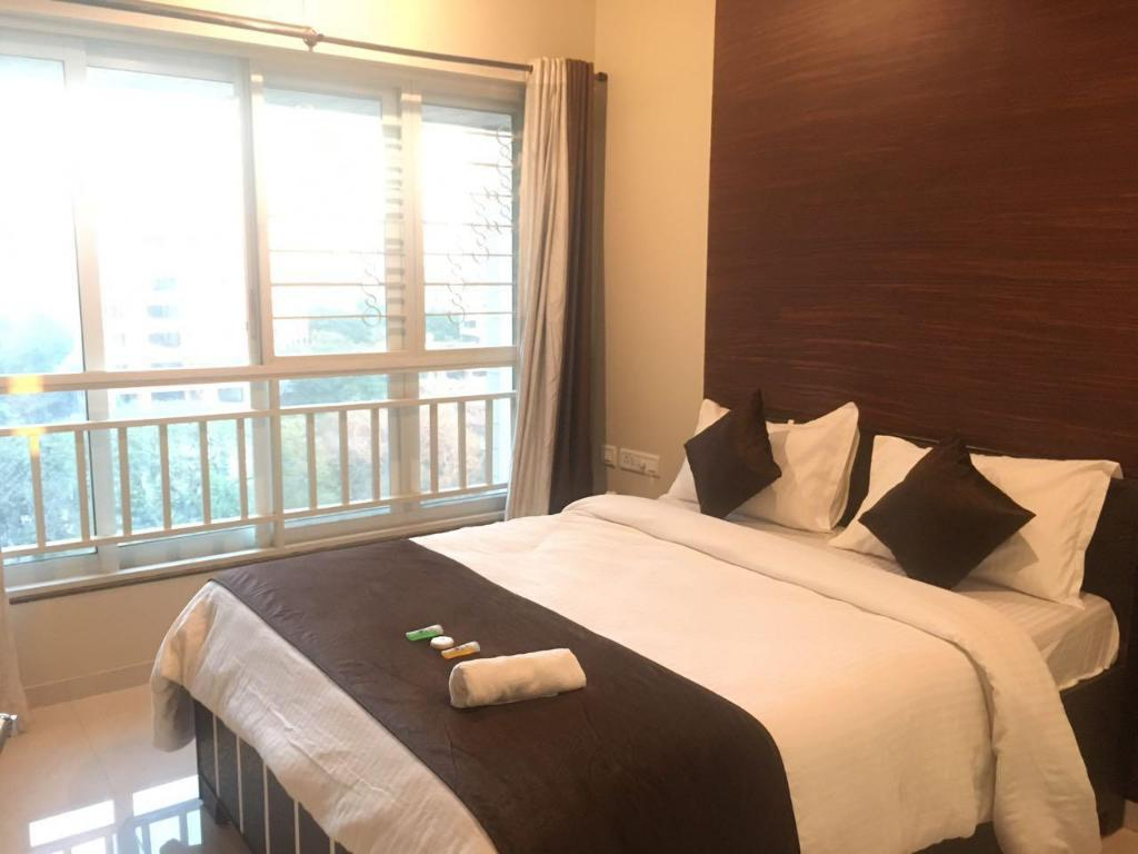 Deluxe - Room Only (Free Wifi) imperial Service Apartment goregaon mumbai