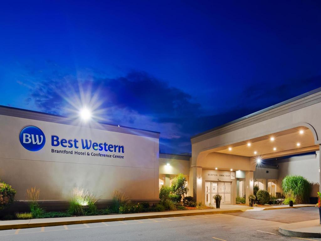 Best Western Brantford Hotel & Conference Centre im Detail